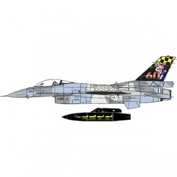 F-16 340 SQ FOX 60 YEARS