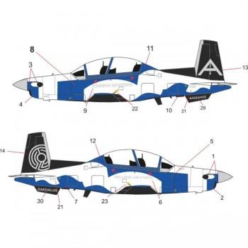 T-6 TEXAN 2 DAEDALUS SOLO TEAM