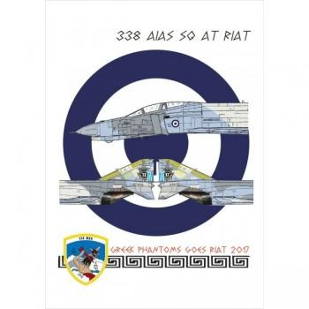 F-4E PHANTOM GREEK AUP AT...