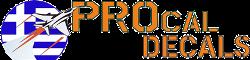Procal Decals